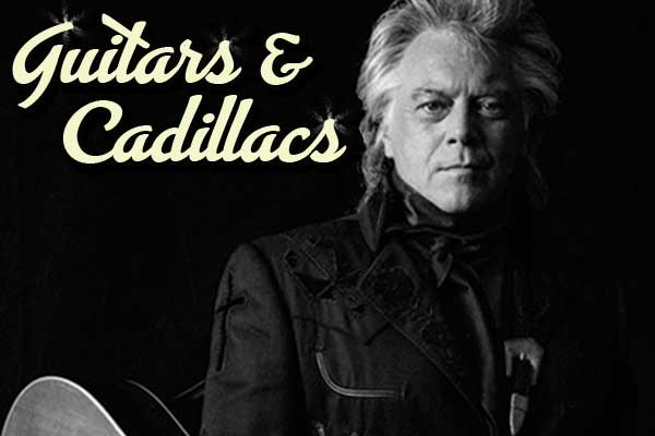 Guitars and Cadillacs - The Art of Marty Stuart