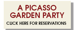 A Picasso Garden Party Event